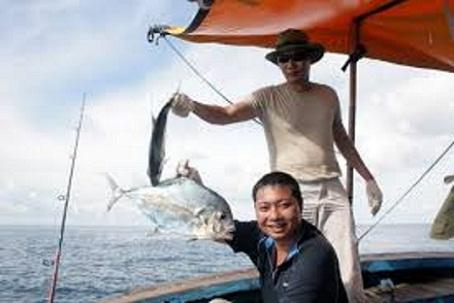 Tour Lý Sơn 2 ngày 1 đêm từ Đà Nẵng - Câu Cá Mực